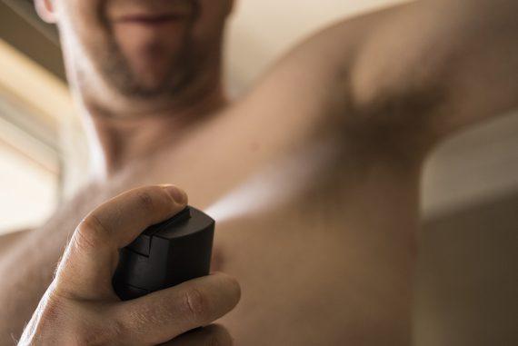dezodorant mężczyzna